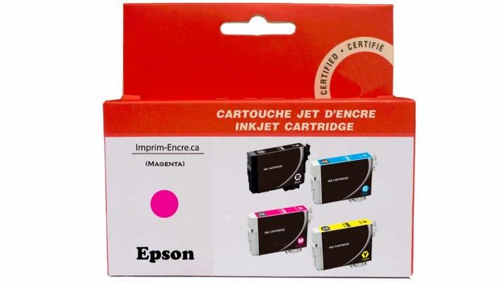 Encre Epson T220XL320 magenta compatible de très haute qualité - 450 pages