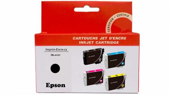 Encre Epson T220XL120 noire compatible de très haute qualité - 500 pages