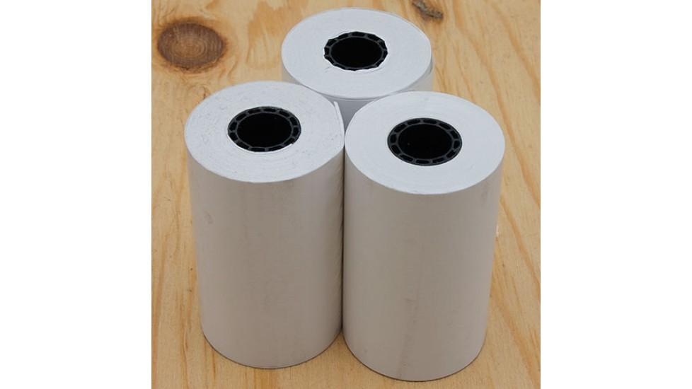 Papier thermique  - 2 1/4 X 60 ,  boîte de 100