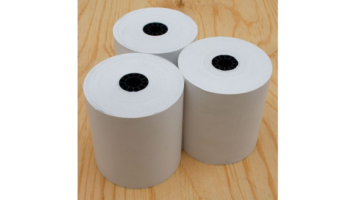 Papier thermique - 3 1/8 X 225, boîte de 50