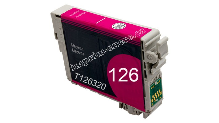 T126320 magenta ( # 126 ) - 480 pages