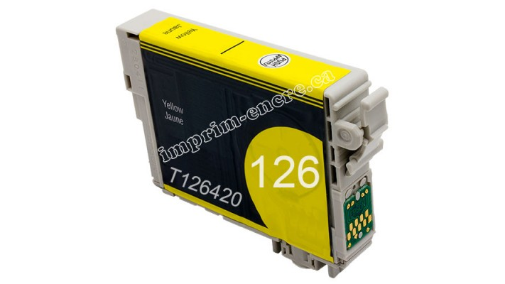 T126420 jaune ( # 126 ) - 480 pages