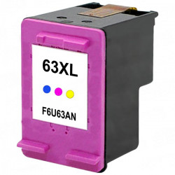 F6U63AN No 63XL couleur ( HP )