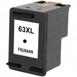 F6U64AN No 63XL  noir ( HP )