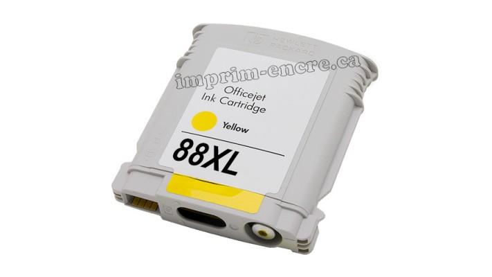 C9393AN  No 88XL jaune ( HP )