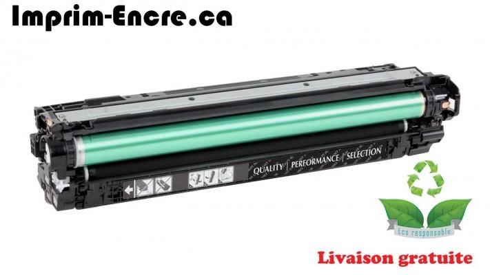 HP toner CE340A ( 651A ) noire originale ( OEM ) remise à neuf de très haute qualité - 13,500 pages