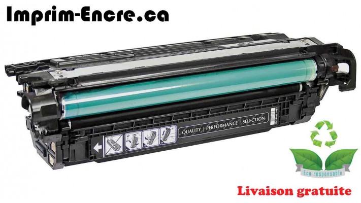 HP toner CE400A ( 507A ) noire originale ( OEM ) remise à neuf de très haute qualité - 5,500 pages