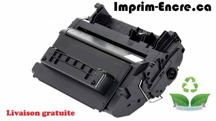 HP toner CF281A ( 81A ) noire originale ( OEM ) remise à neuf de très haute qualité - 10,500 pages