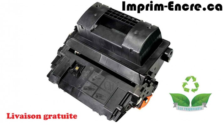 HP toner CF281X ( 81X ) noire originale ( OEM ) remise à neuf de très haute qualité - 25,000 pages