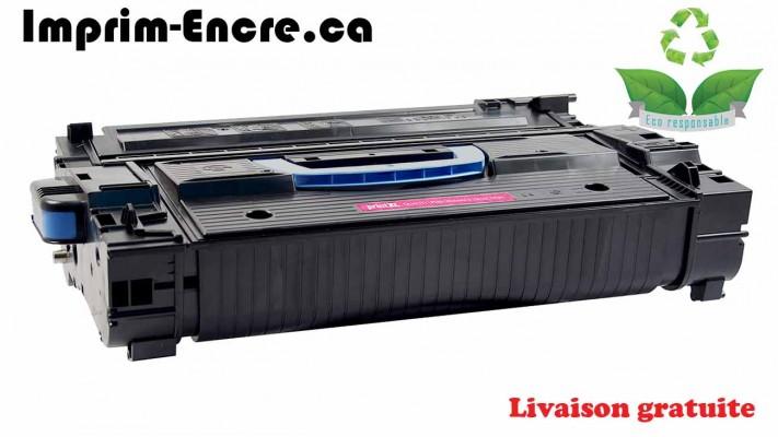 HP toner CF325X ( 25X ) noire MICR originale ( OEM ) remise à neuf de très haute qualité - 34,500 pages