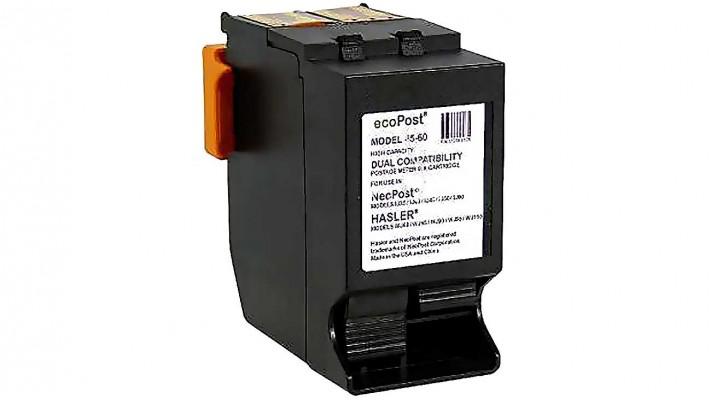 Encre Hasler / Neopost IJINK3456H / 4105243U / WJ69INK / 4124705S rouge - 17,000 pages