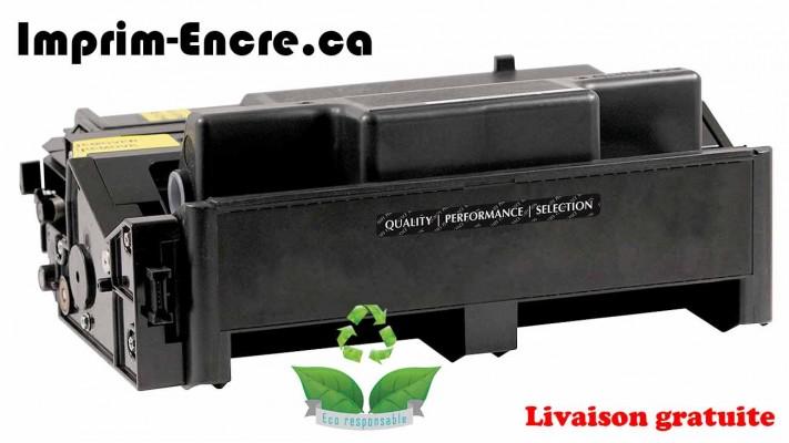 Ricoh toner 406997 / 402809 noire remise à neuf de très haute qualité - 15,000 pages